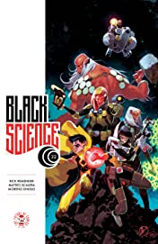 Black Science #32