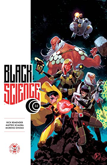 Black Science No.32