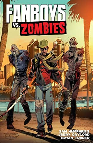 Fanboys vs. Zombies Tome 2