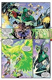 Green Lantern (2005-2011) #16