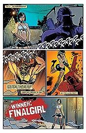 Hack/Slash: Resurrection #1