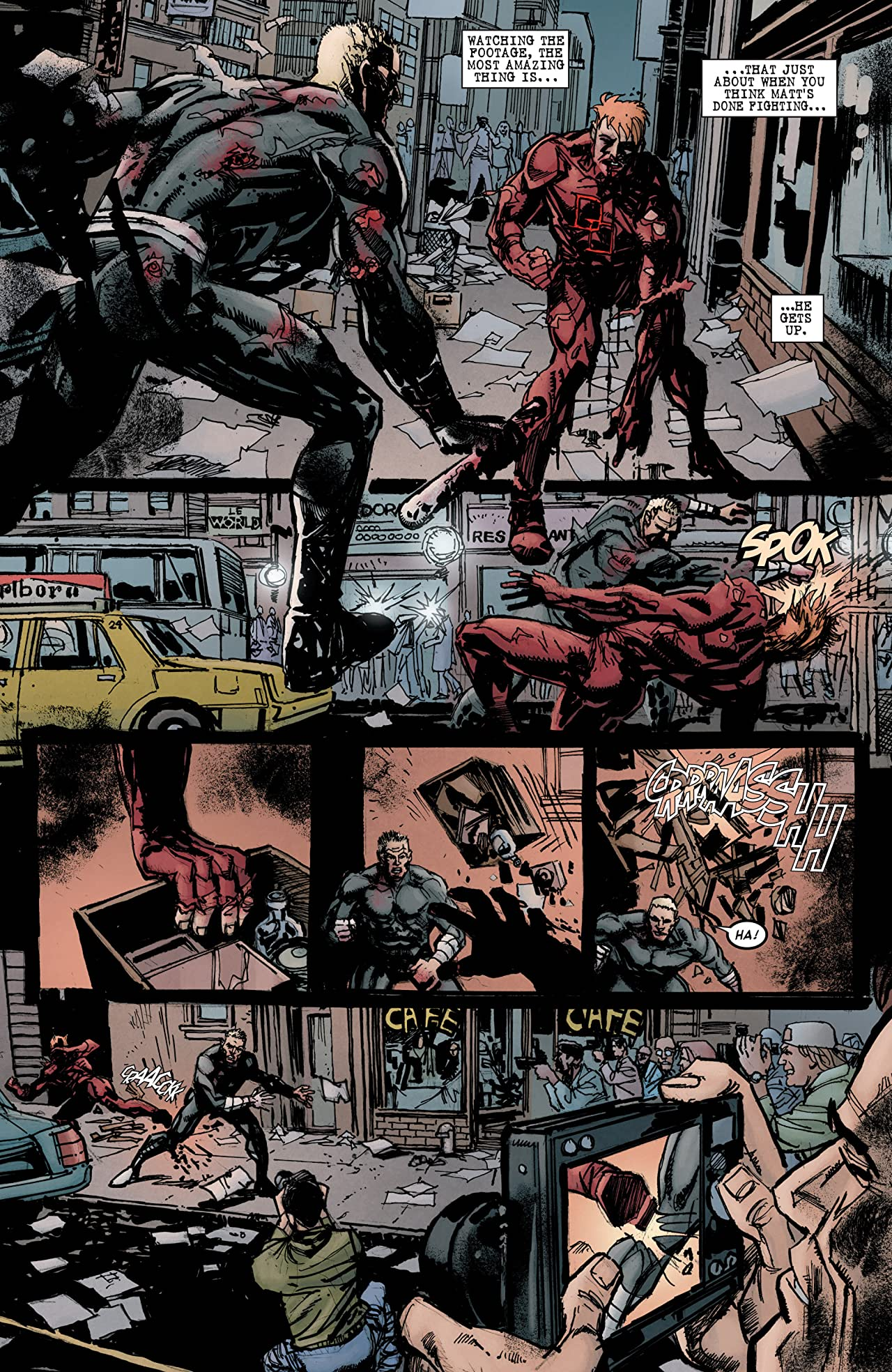 Daredevil: End of Days