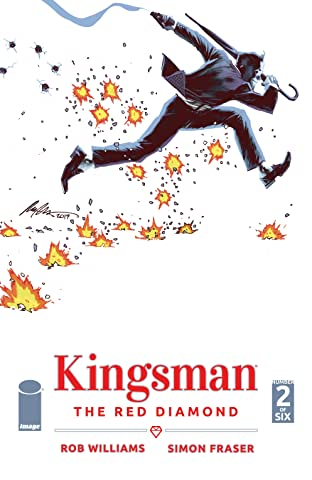 Kingsman: The Red Diamond #2