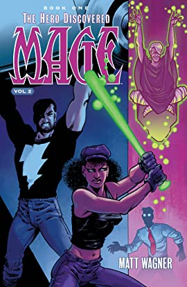 Mage, Book One: The Hero Discovered (2017) Vol. 2