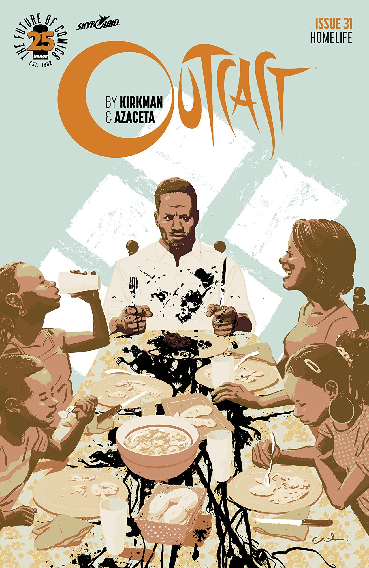 Outcast By Kirkman & Azaceta #31