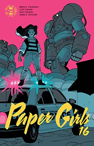 Paper Girls No.16