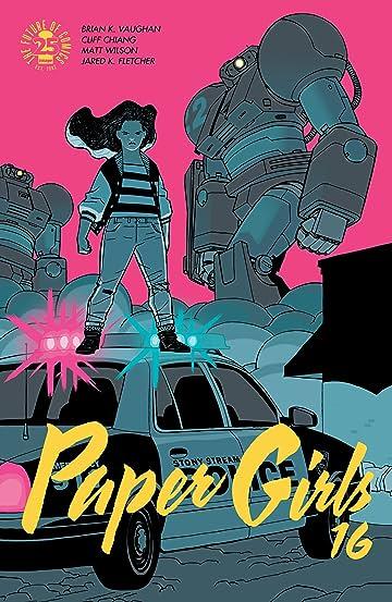 Paper Girls #16