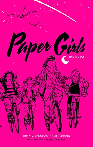 Paper Girls: Book One