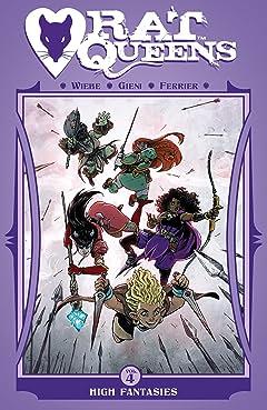 Rat Queens Tome 4: High Fantasies