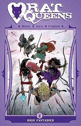 Rat Queens Vol. 4: High Fantasies