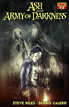 Ash and the Army of Darkness #2: Digital Exclusive Edition