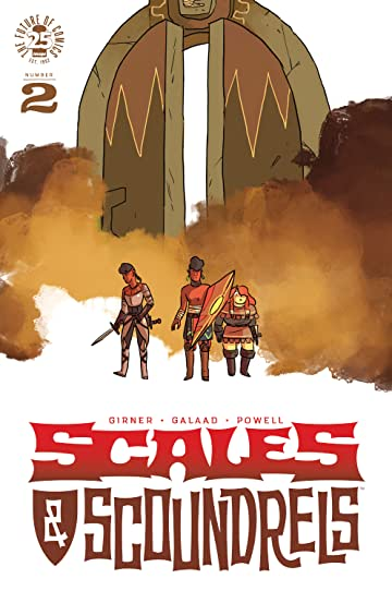 Scales & Scoundrels No.2