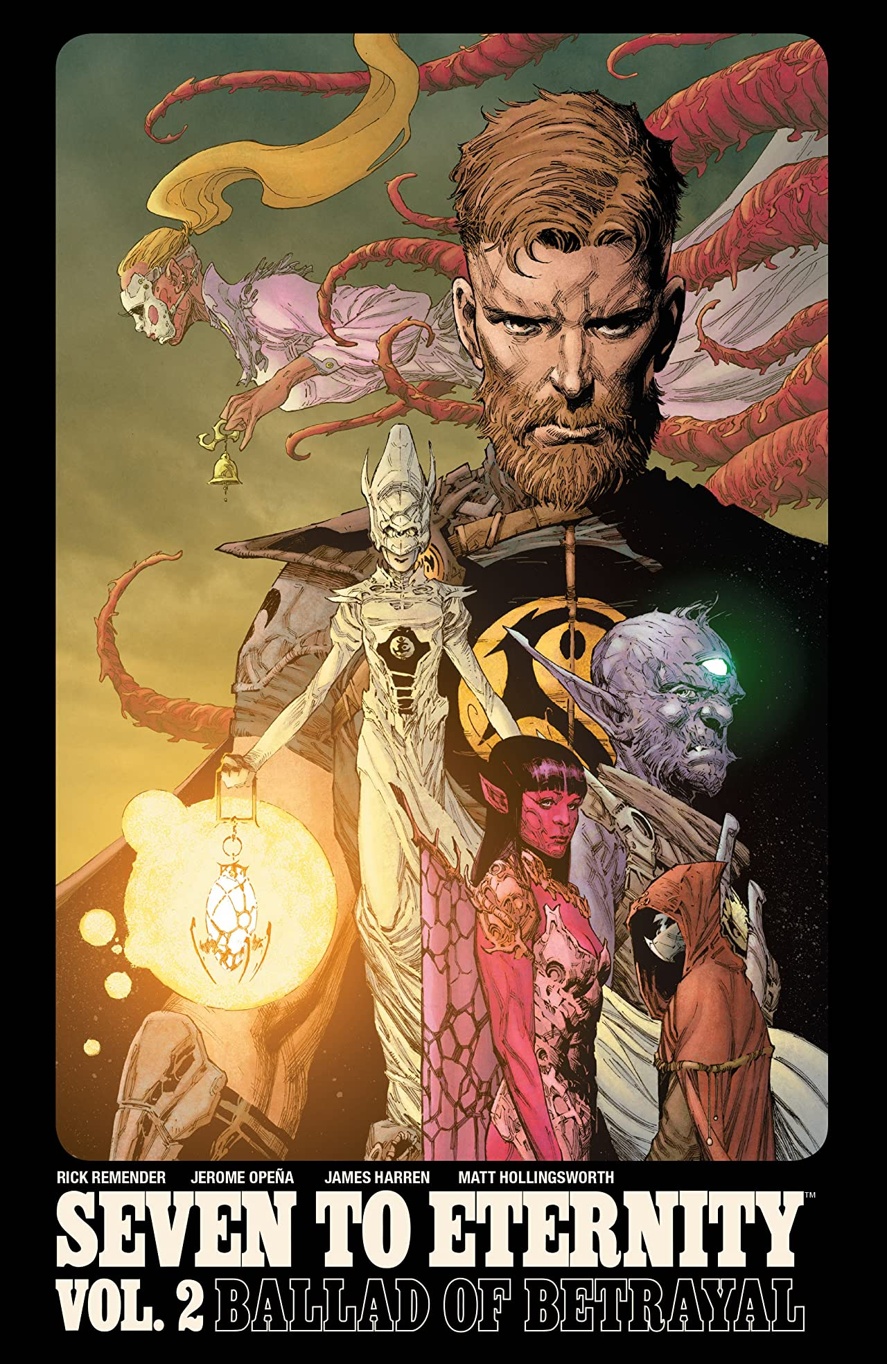 Seven To Eternity Vol. 2