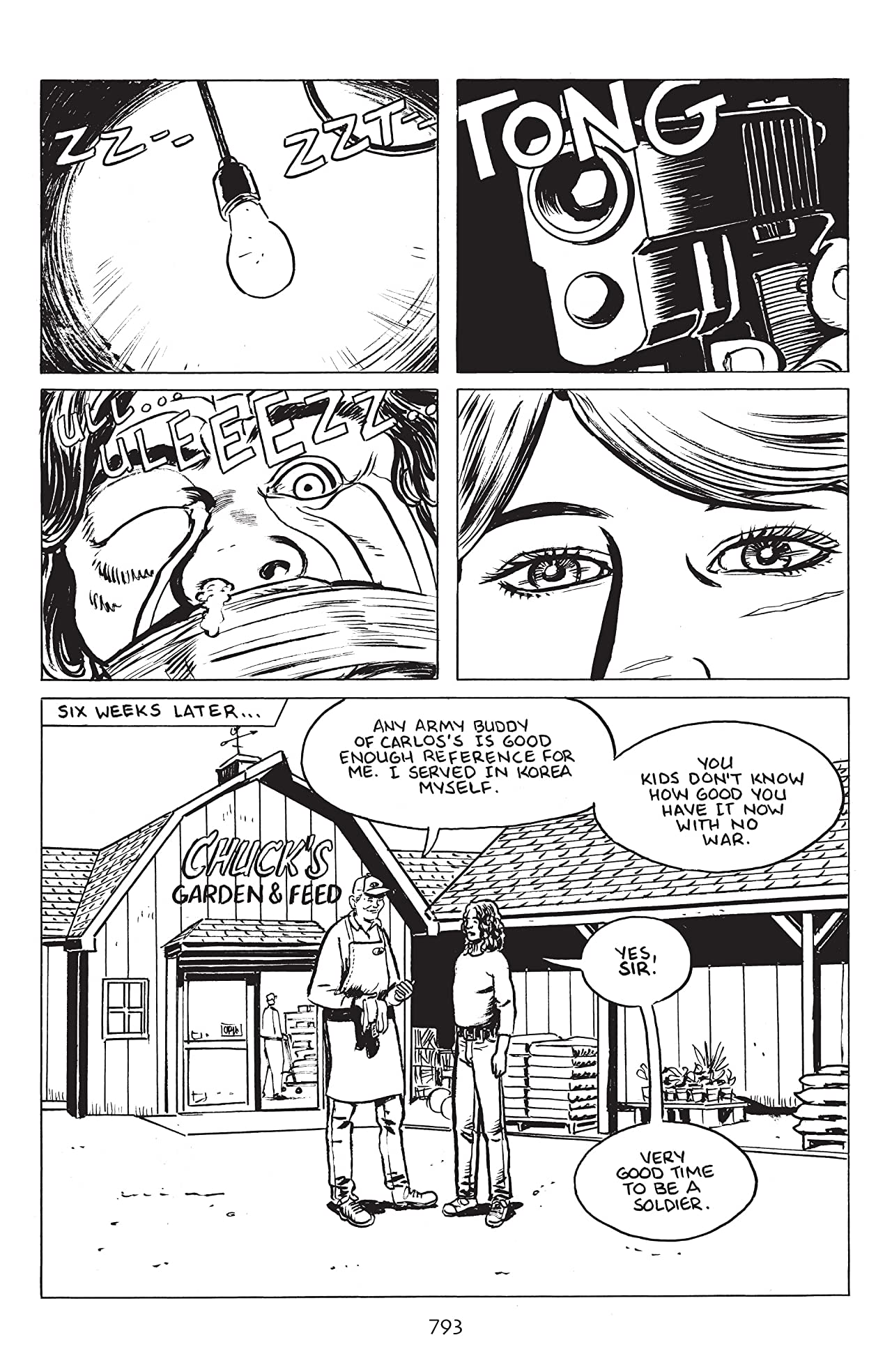 Stray Bullets: Sunshine & Roses #29