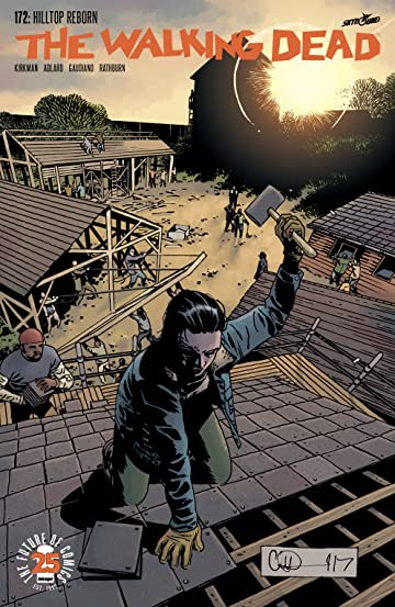 The Walking Dead No.172
