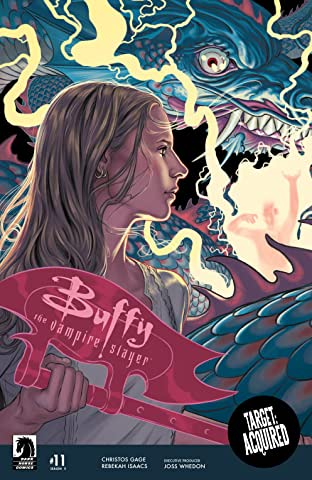 Buffy the Vampire Slayer: Season 11 #11