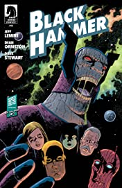 Black Hammer #13