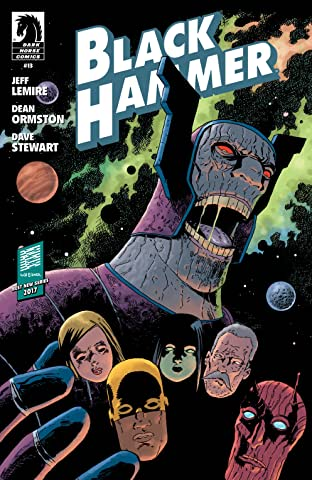 Black Hammer No.13
