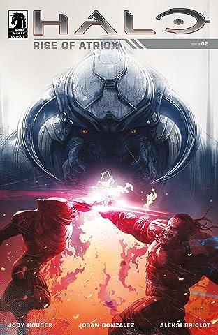 Halo: Rise of Atriox No.2