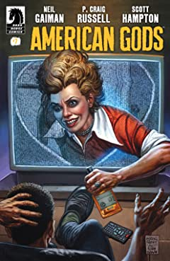 American Gods: Shadows No.7