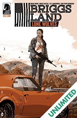 Briggs Land: Lone Wolves #4