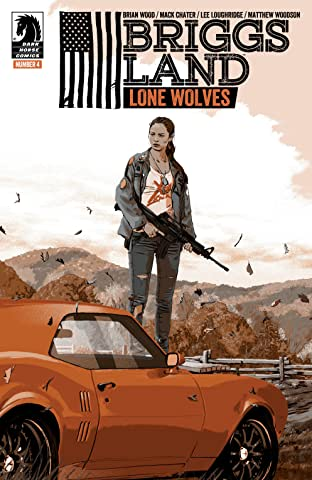 Briggs Land: Lone Wolves No.4