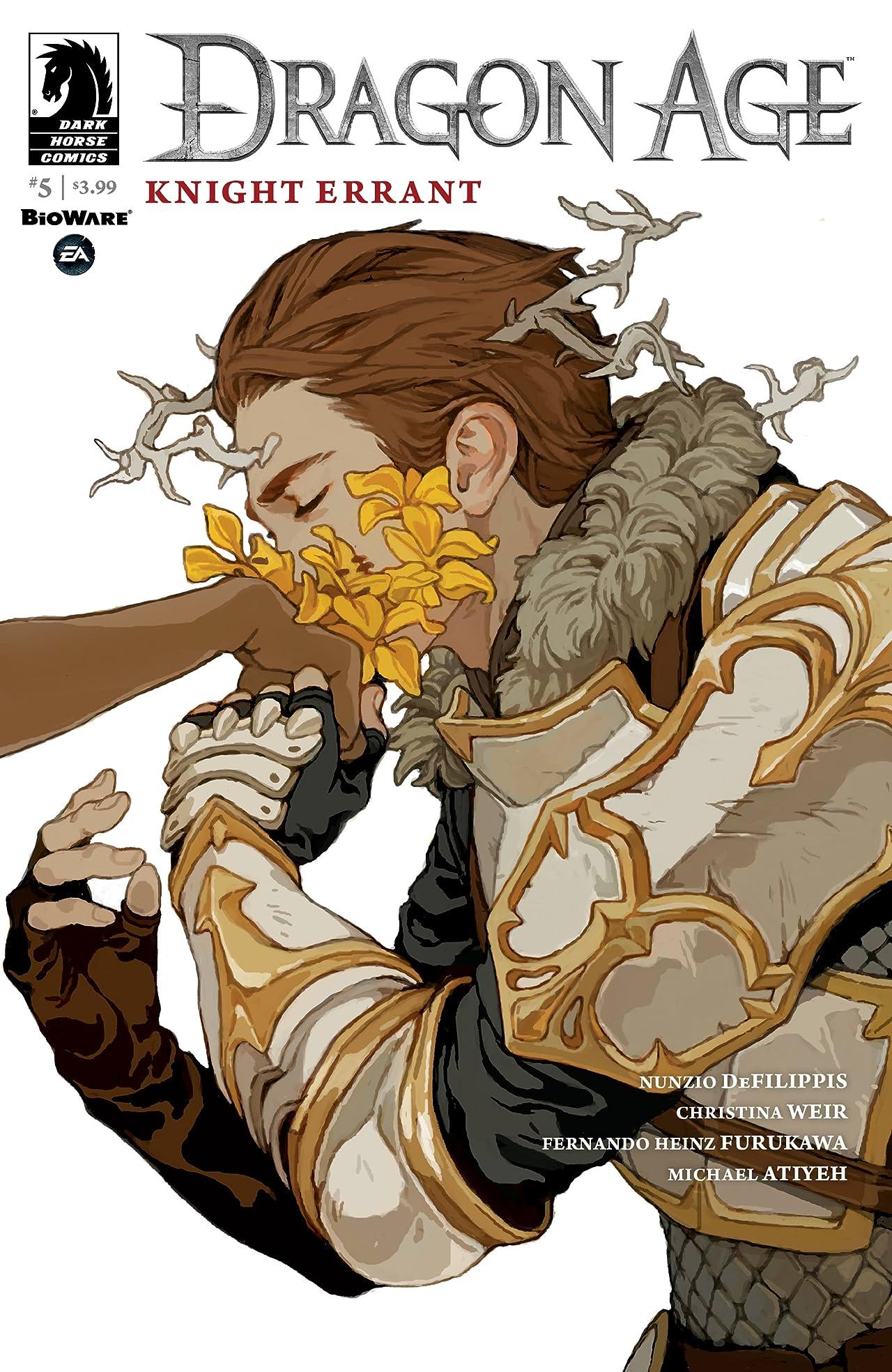 Dragon Age: Knight Errant #5
