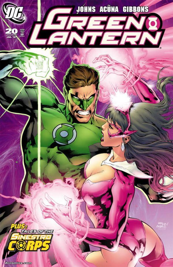 Green Lantern (2005-2011) #20
