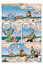 Groo: Play of the Gods #3