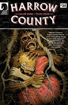 Harrow County No.25