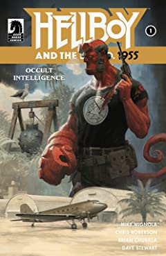 Hellboy and the B.P.R.D.: 1955--Occult Intelligence No.1