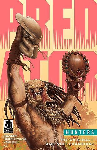 Predator: Hunters #5