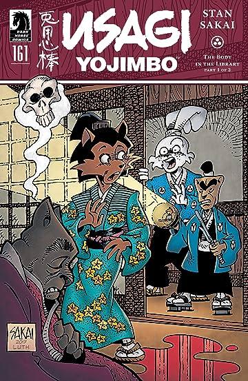 Usagi Yojimbo #161