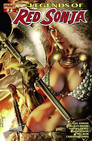 Legends of Red Sonja No.2 (sur 5): Digital Exclusive Edition