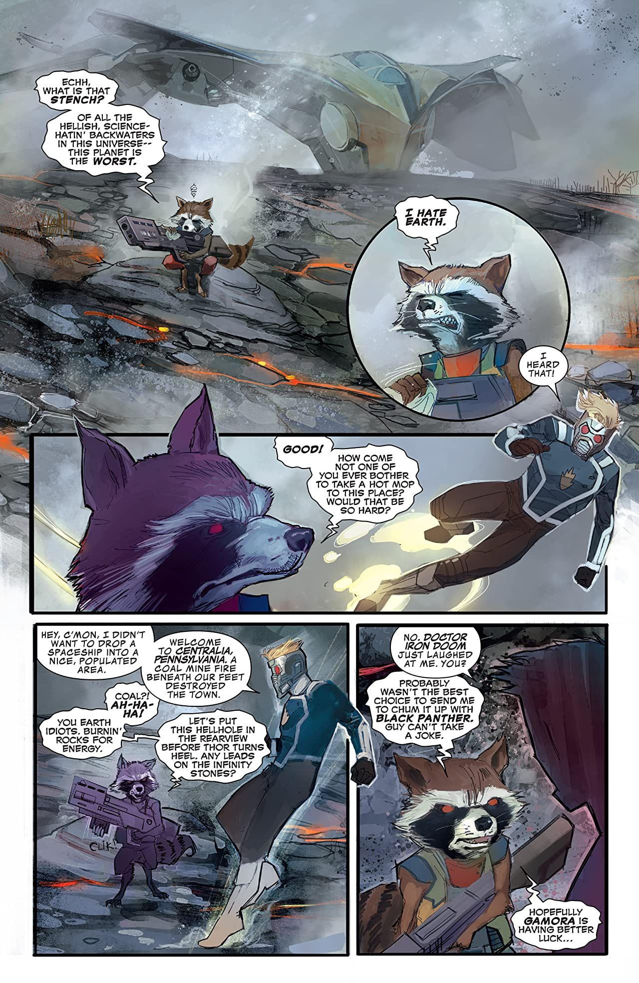 All-New Guardians Of The Galaxy (2017-2018) #12