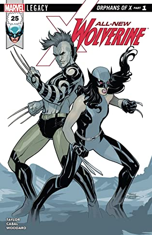 All-New Wolverine (2015-2018) #25