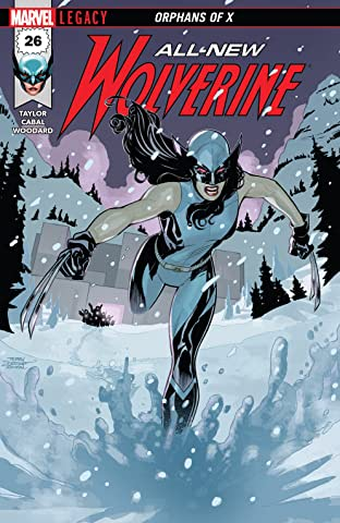 All-New Wolverine (2015-) No.26