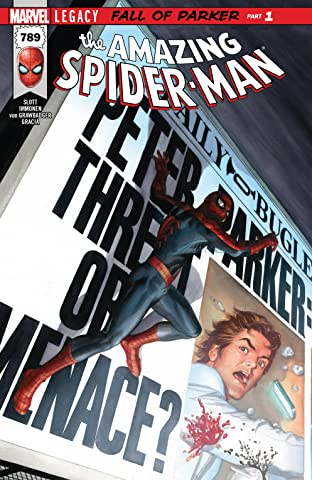 Amazing Spider-Man (2015-) No.789