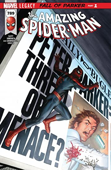 Amazing Spider-Man (2015-) #789