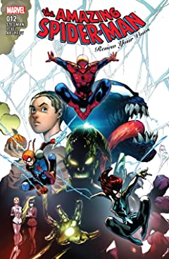 Amazing Spider-Man: Renew Your Vows (2016-) #12
