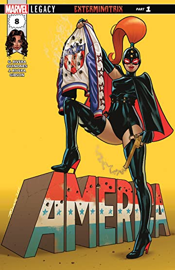 America (2017-) #8