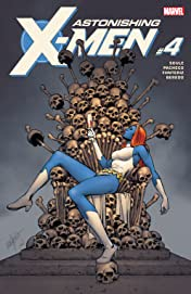 Astonishing X-Men (2017-) #4