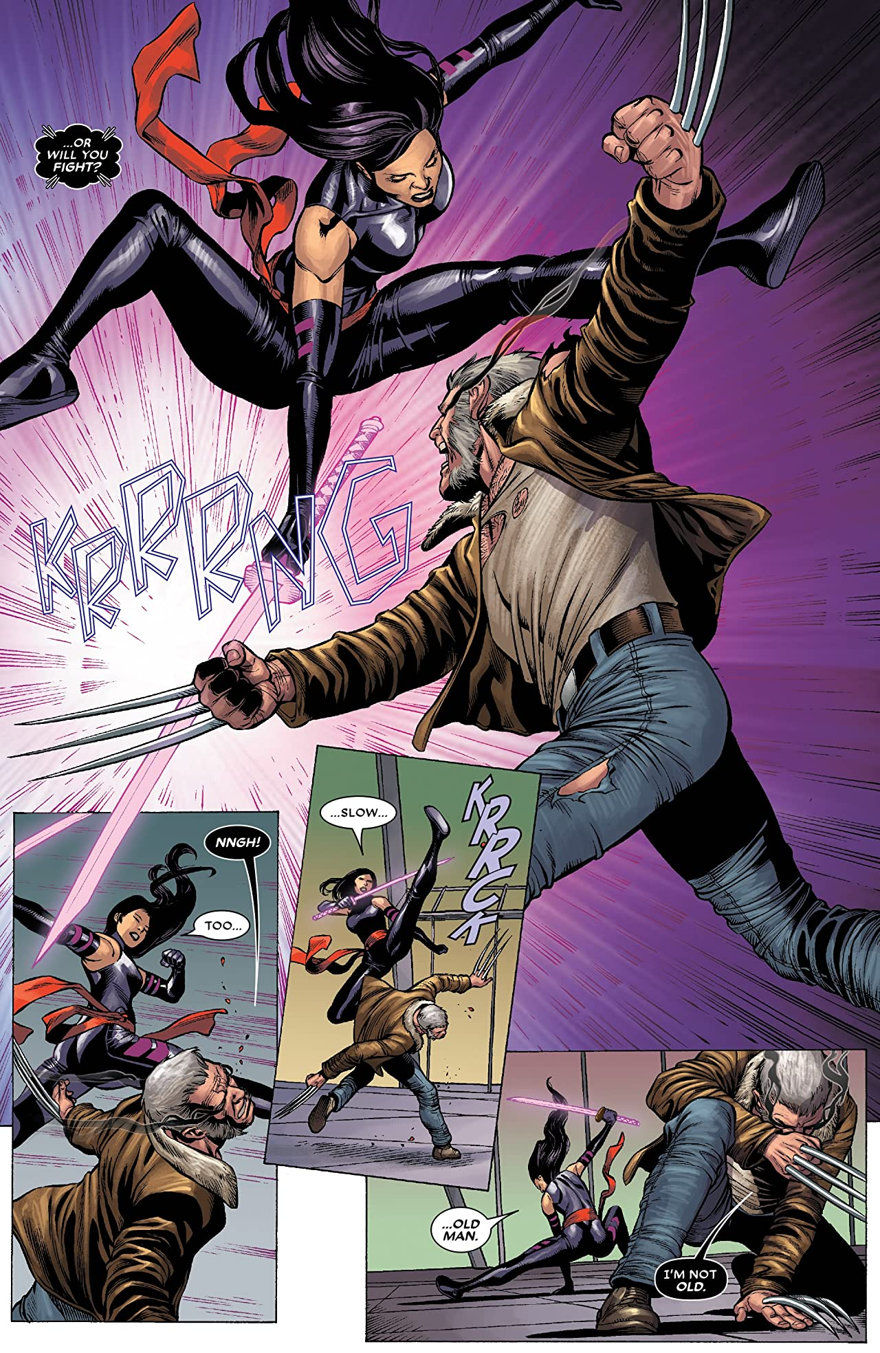 Astonishing X-Men (2017-2018) #4