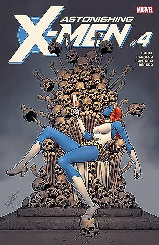 Astonishing X-Men (2017-) #4