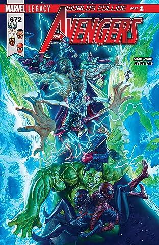 Avengers (2016-2018) No.672