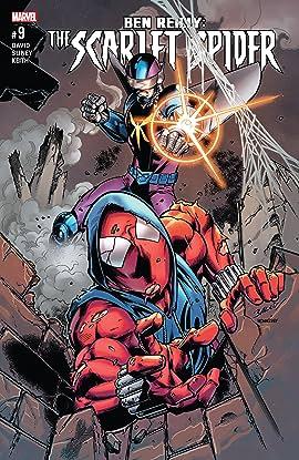 Ben Reilly: Scarlet Spider (2017-2018) #9
