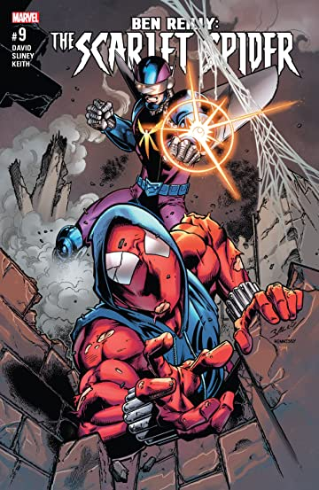Ben Reilly: Scarlet Spider (2017-2018) #9