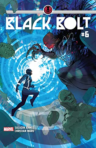 Black Bolt (2017-2018) #6