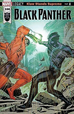 Black Panther (2016-) #166