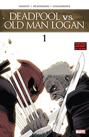 Deadpool vs. Old Man Logan (2017-) #1 (of 5)